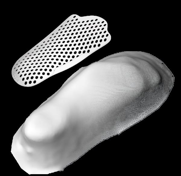 PodoStep, scanner 3D Intel®RealSense™