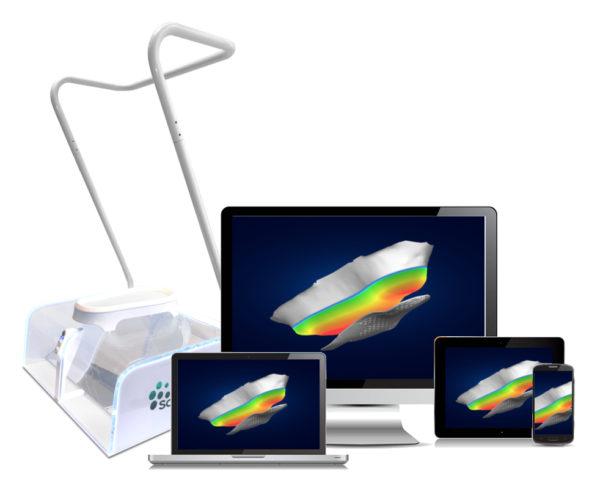 ScientiFeet Plug&Play cabinet de podologie