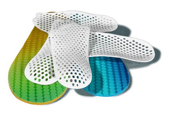 ScientiFeet réalise des semelles en impression 3D aussi en couleur