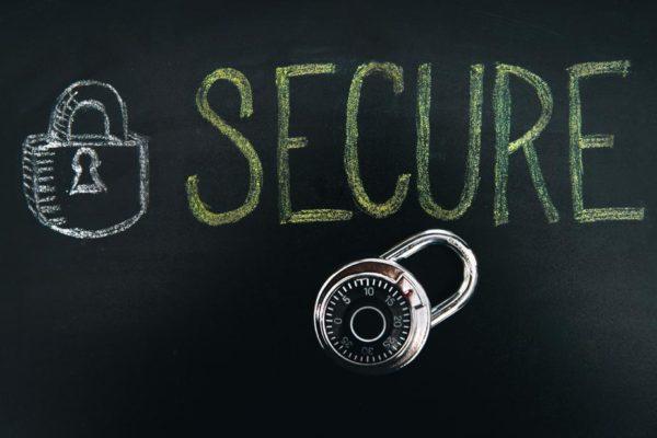 ScientiFeet et la sécurité des données