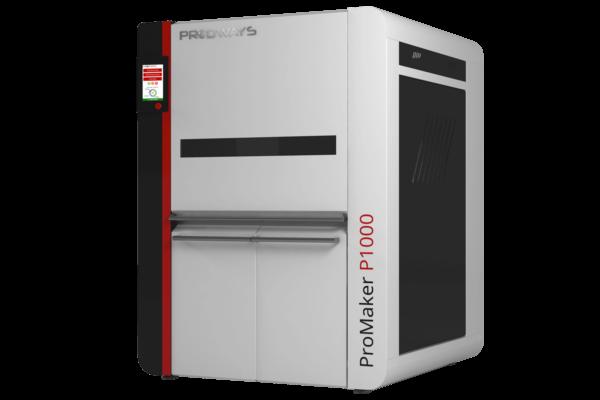 imprimante Prodways P1000 pour fabriquer les semelles orthopédique en impression 3D